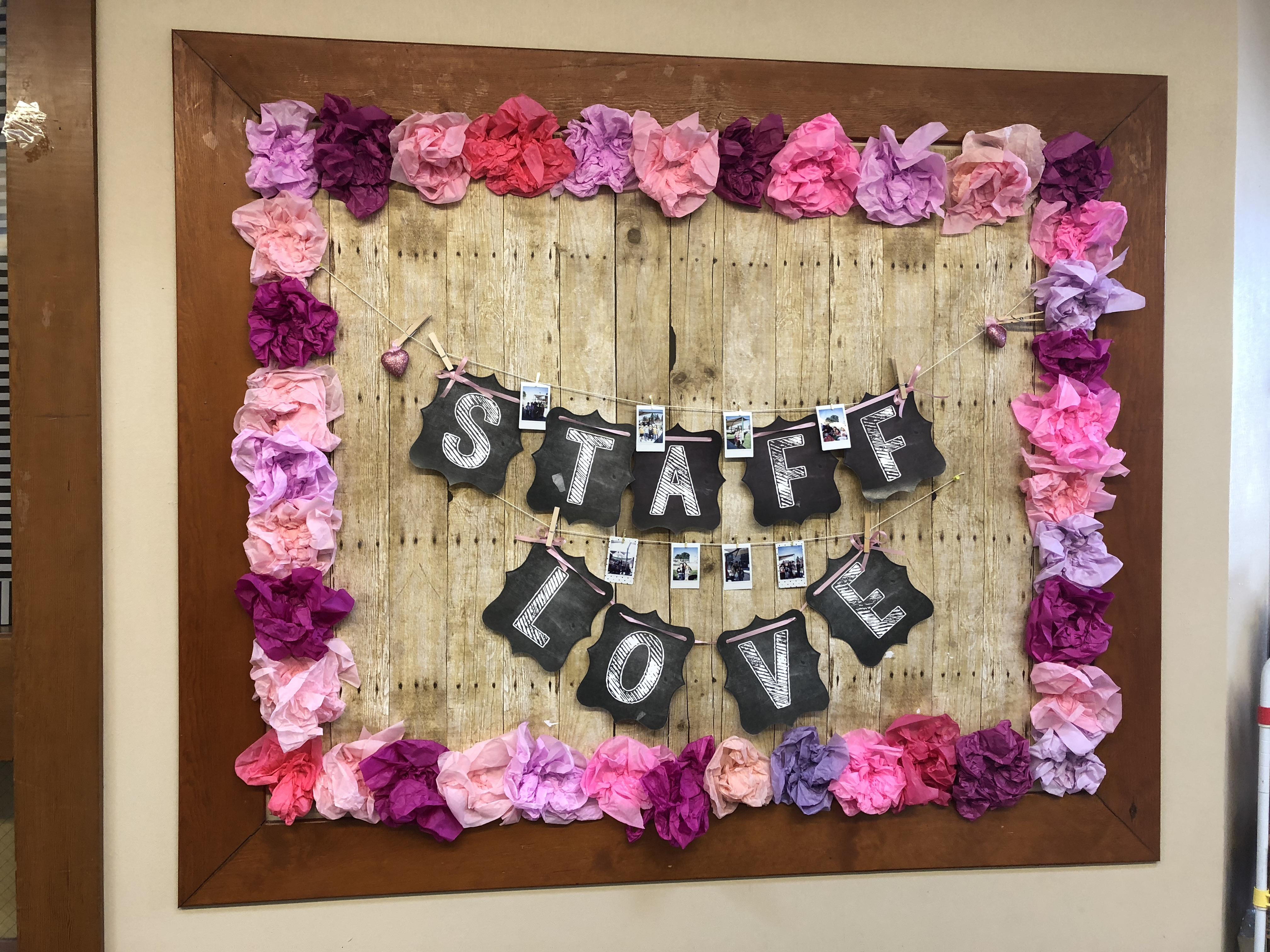 Teacher & Staff Appreciation Week